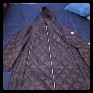 MK puffer coat